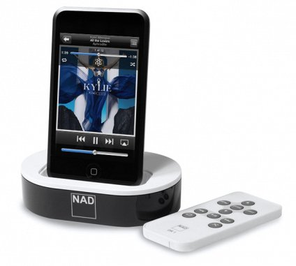 NAD IPD-2 iPod Docking-Station