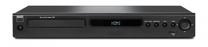 NAD T 577 high-end Blu-ray/CD/DVD-Spieler